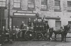 Bonnybridge Foundry Fire Engine
